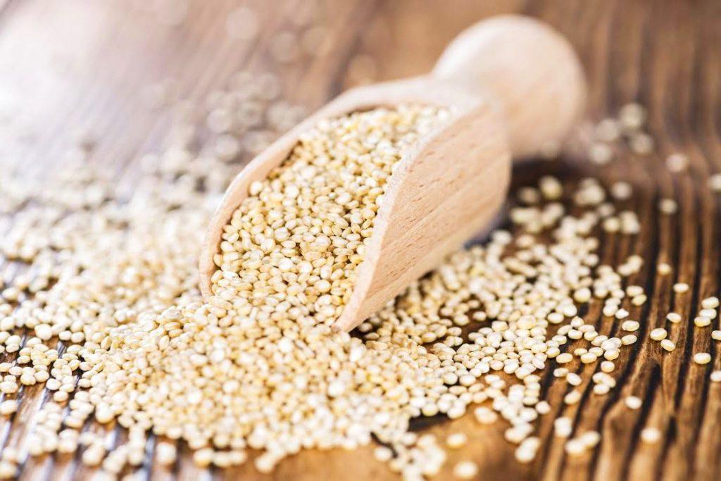 Quinoa, un super alimento