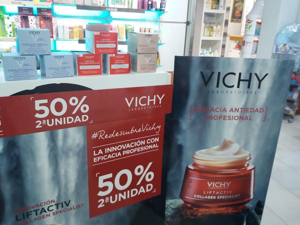 Promoción Vichy Adeje Salud