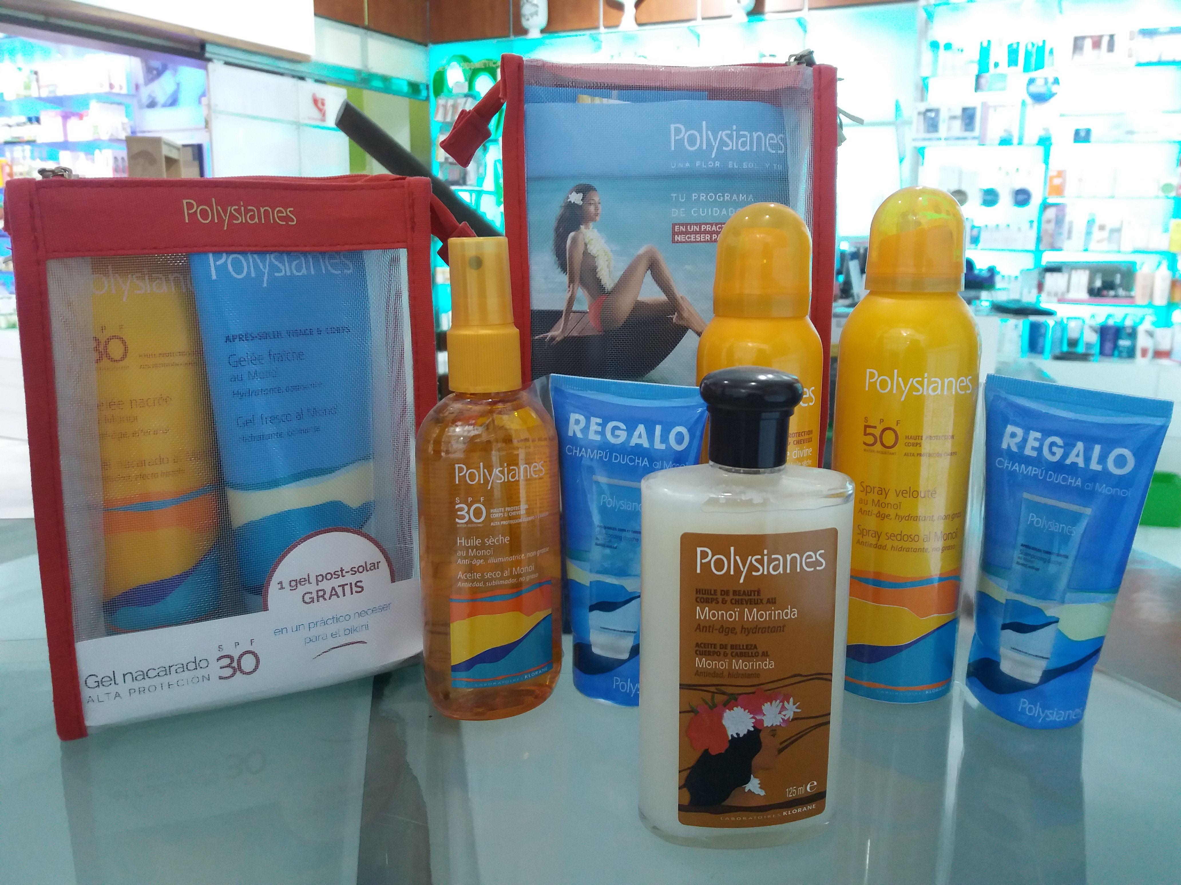 Promocion Adeje Salud Polysianes