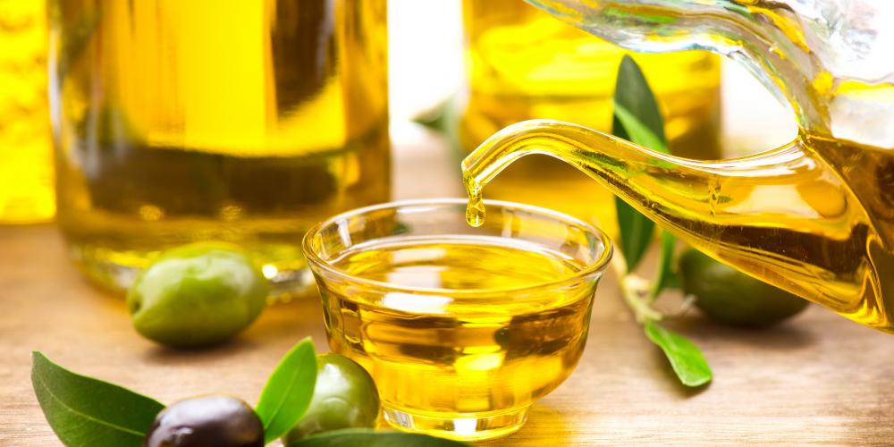 Los beneficios del Aceite de Oliva Virgen Extra