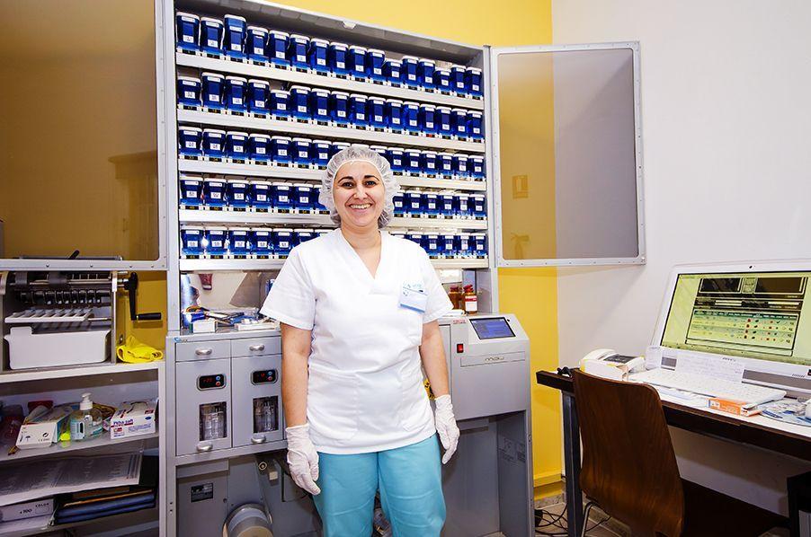 El Sistema Personalizado de Dosificación (SPD)
