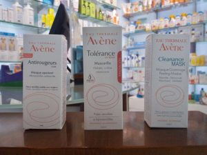 Mascarillas Avene